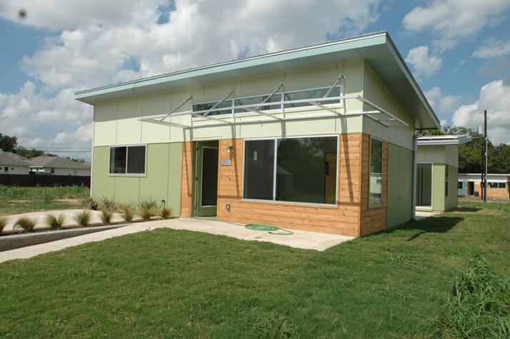 Affordable Green Modular Homes