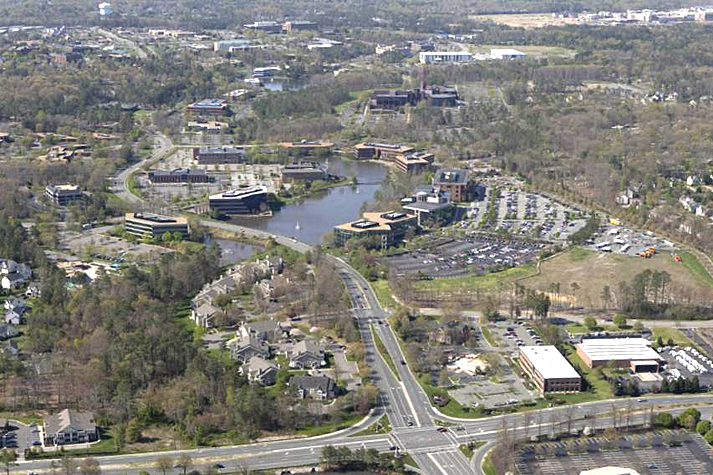 Genial Aging Buildings, Auto Centric Locations, And Changing Workforce  Requirements Have Made Many Suburban Office Parks Obsolete. Image Courtesy  Of Innsbrook ...