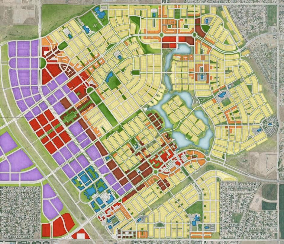 Daybreak Development Builds On A Statewide Vision Build